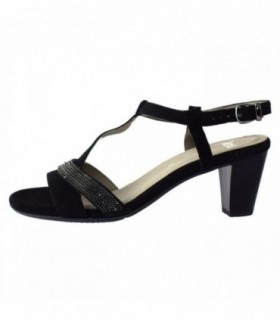 Sandale dama, din piele naturala, marca Ara, 34661-01-13, negru