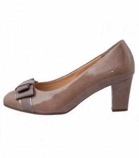 Pantofi dama, din piele naturala, marca Gabor, 41374-03-30, bej