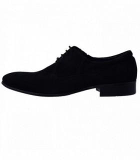 Pantofi eleganti barbati, din piele naturala, marca Saccio, 6223-805C-01-17, negru