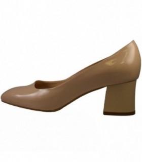 Pantofi dama, din piele naturala, marca Botta, 956-03-05, nude