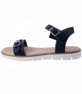 Sandale dama, din piele naturala, marca Formenterra, A17G11062BL-42-29, bleumarin