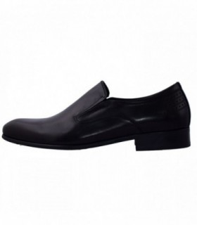 Pantofi eleganti barbati, din piele naturala, marca Eldemas, A362-327-2-01-24, negru