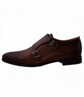 Pantofi eleganti barbati, din piele naturala, marca Gino Rossi, MPV506-W09-16-32, coniac