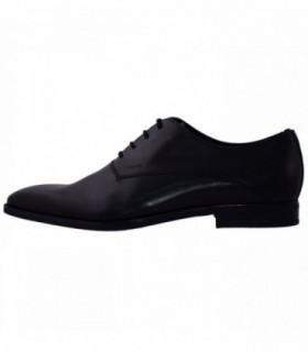 Pantofi eleganti barbati, din piele naturala, marca Geox, U44P4D-01-06, negru