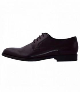 Pantofi eleganti barbati, din piele naturala, marca Geox, U74E3A-30-06, bordo