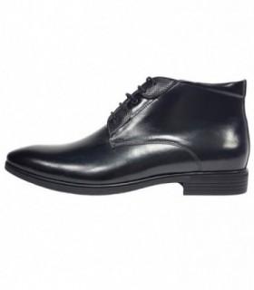 Ghete barbati, din piele naturala, marca Conhpol, 4982-01-40, negru