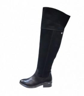 Cizme dama, din piele naturala, marca Caprice, 25601-01-03, negru