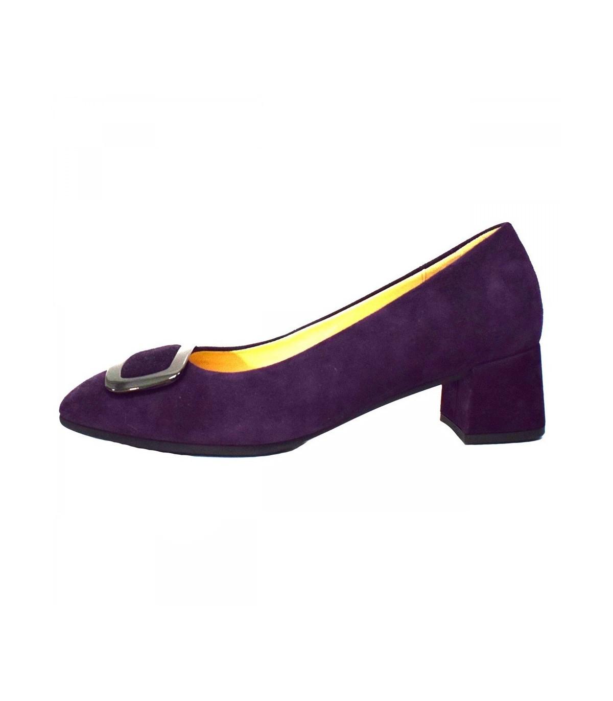 salvați produse noi calde potrivire clasică Pantofi dama din piele intoarsa marca gabor 55280