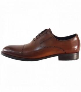 Pantofi eleganti barbati, din piele naturala, marca Alberto Clarinii, A589-52B-02-113, maro