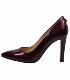 Pantofi dama, din piele naturala, marca Botta, 428-19-30-05, bordo