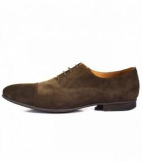 Pantofi eleganti barbati, din piele naturala, marca Geox, U722SB-02-06, maro