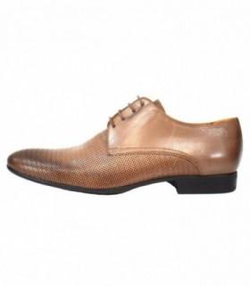 Pantofi eleganti barbati, din piele naturala, marca Gino Rossi, MPV667-V49-16-32, maro