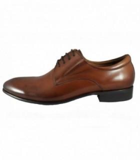 Pantofi eleganti barbati, din piele naturala, marca Eldemas, 9330-2BD-16-24, coniac