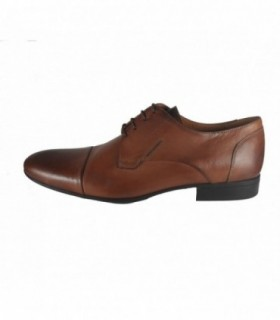 Pantofi eleganti barbati, din piele naturala, marca Gino Rossi, MPC764-16-32, camel