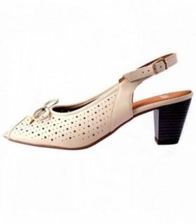 Sandale dama, din piele naturala, marca Ara, 12-32069-3, bej