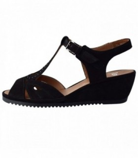 Sandale dama, din piele naturala, marca Ara, 12-37122-1, negru