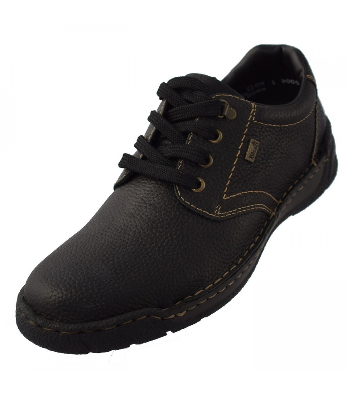 Pantofi Barbati Rieker 06357 Negru
