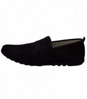 Pantofi copii, din piele naturala, marca Hobby bimbo, 14-1, negru