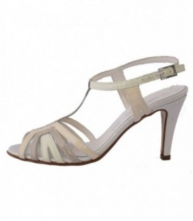 Sandale dama, din piele naturala, marca Ara, BD037D-3, bej