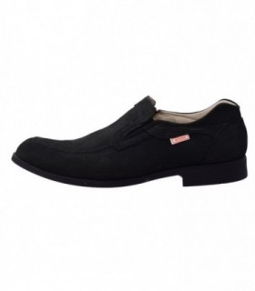 Pantofi copii, din piele naturala, marca Viva Bimba, OOO-42, bleumarin
