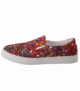Pantofi copii, din piele naturala, marca Hobby bimbo, 16-5, rosu