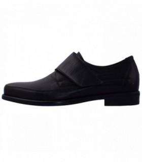 Pantofi barbati, din piele naturala, marca Waldlaufer, 319301-149-1, negru