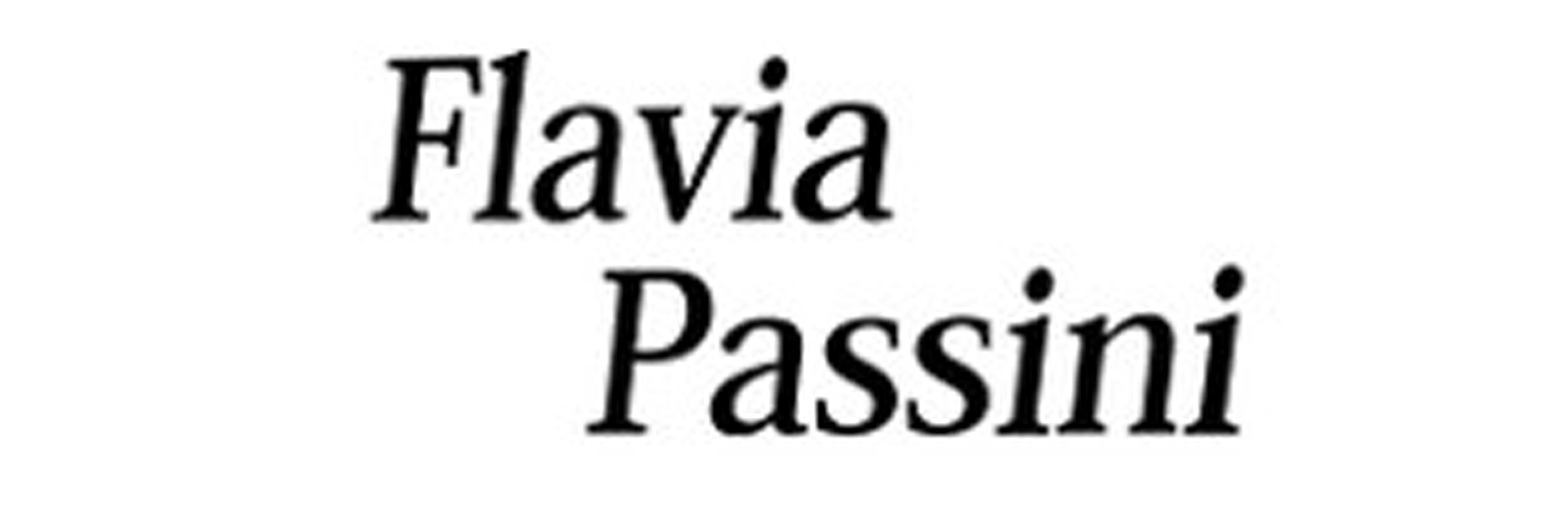 Flavia Passini